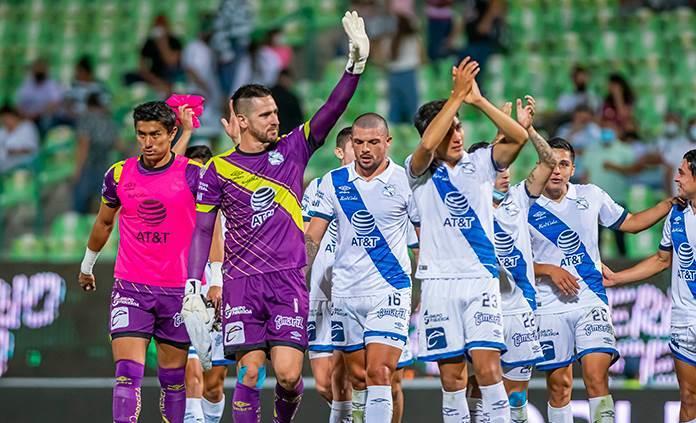 Puebla empata ante Santos y asegura su lugar en cuartos de final