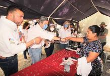 """Encabezaré un gobierno sensible"""", dice Octavio Pedroza"""