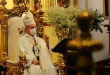 Celebra Cabrero Romero su última misa dominical en la catedral