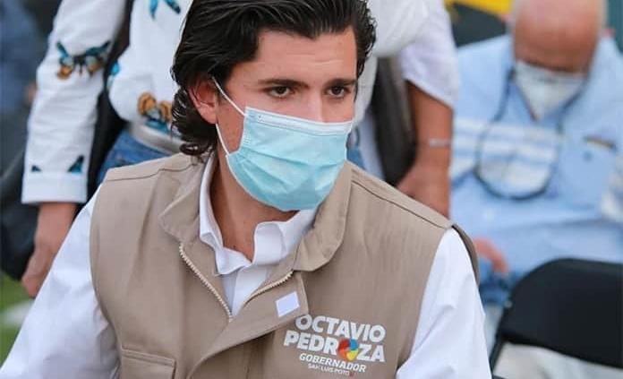 """Denuncian en el PRI """"campaña negra"""" contra Octavio Pedroza"""
