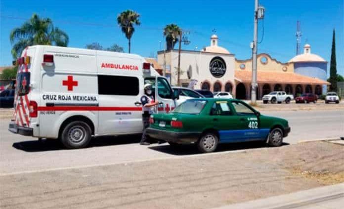 Muere una mujer a bordo de un taxi cuando se dirigía al hospital