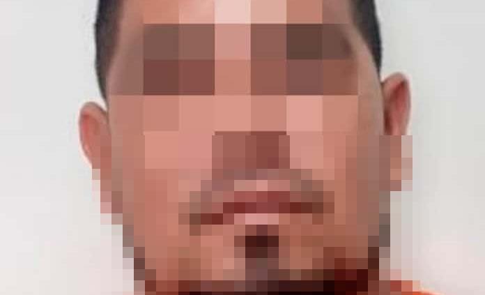 Detienen a sujeto acusado por violación en agravio de su hija
