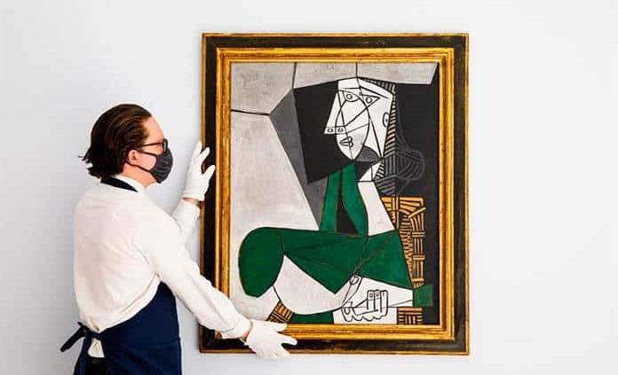 Picasso no pasa de moda y sigue encandilando a los más acaudalados del mundo