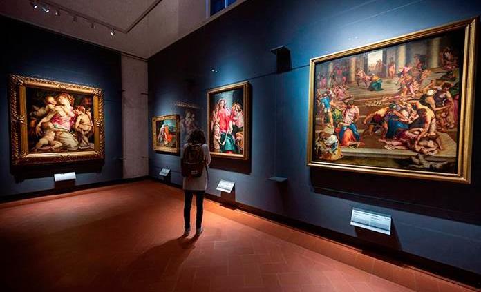 Los Uffizi reabren con catorce nuevas salas y obras nunca antes expuestas