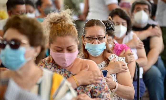 Ssa: suman 7 millones 792 mil vacunados