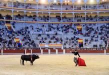 Reanudan las corridas de toros con público en Las Ventas de Madrid