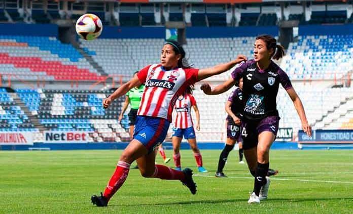ADSL femenil cae por goleada ante Pachuca