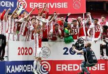 Ajax atrapa su 35to. título de la Eredivisie