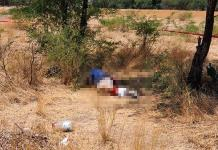 Aparece hombre asesinado a golpes en Las Rusias