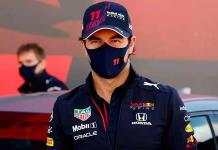 """""""Checo"""" Pérez, el piloto del día"""