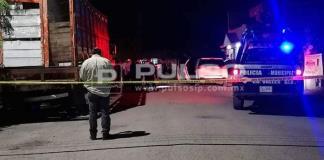 Pareja muere acribillada a bordo de una camioneta; dos menores resultaron heridos