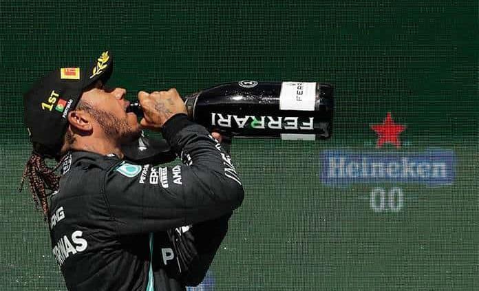 Lewis Hamilton conquista el GP de Portugal