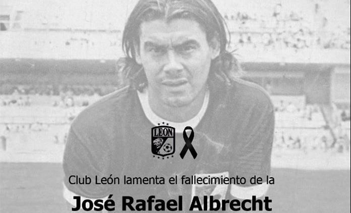 Muere Rafael Albrecht, exjugador de León y Atlas
