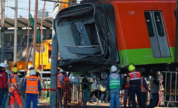 Despilfarro, política y muerte en la línea 12 del metro
