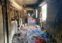 Ministro iraquí de Salud dimite por incendio en hospital que dejó 82 muertos