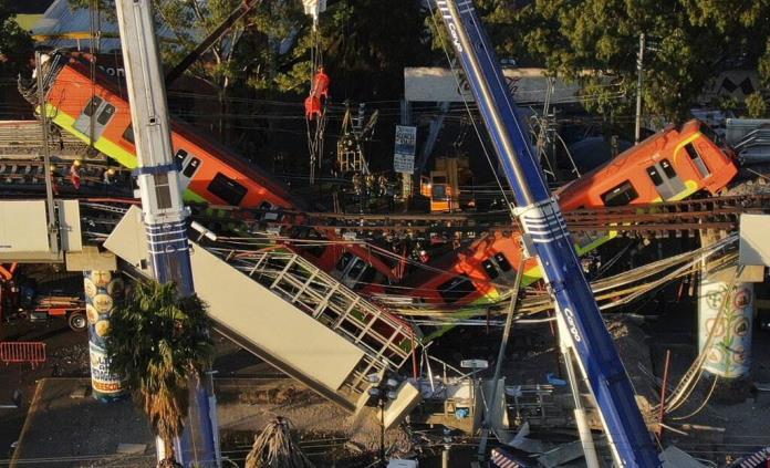 Envía Alcocer condolencias a familias de fallecidos por accidente del Metro