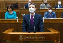 Nuevo gobierno de Eslovaquia gana voto de confianza