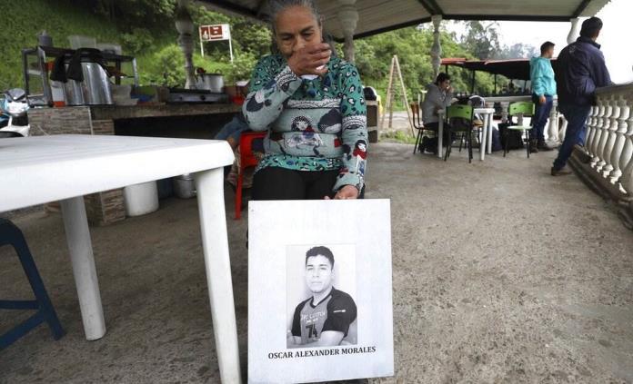 La tragedia de ser madre de un falso positivo en Colombia