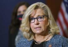 Líder de bloque republicano ataca a disidente Liz Cheney