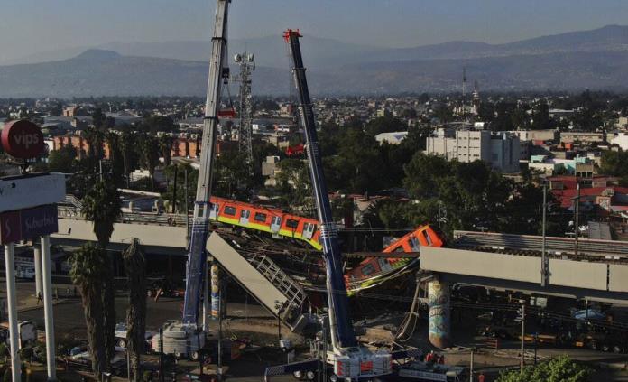 Accidente en metro de CDMX obliga a revisar las condiciones de las obras de infraestructura: Carreras