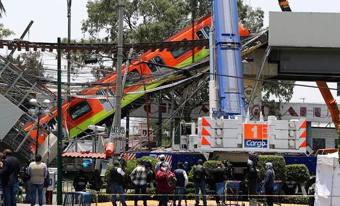 Avanza lentamente la identificación de las víctimas del accidente en el metro