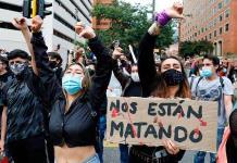 Amnistía pide a autoridades colombianas cesar la represión de las manifestaciones
