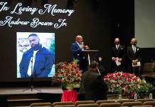 Dolientes exigen justicia para Andrew Brown Jr.
