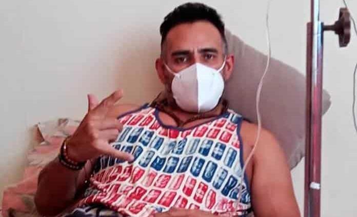 Dr. Wagner Jr. sufre neumonía