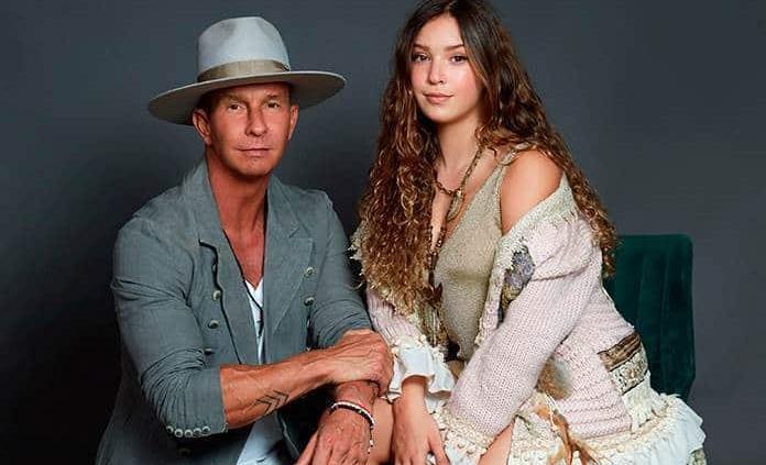 Erik y Mia Rubín planean concierto