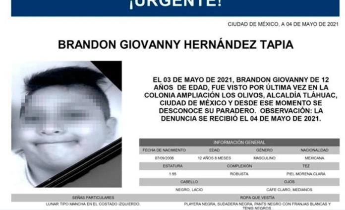 Confirman fallecimiento del pequeño Brandon en desplome del metro Olivos; su familia lo buscó toda la noche