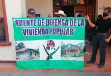 Exige FDVP a Mpio. donación de terrenos
