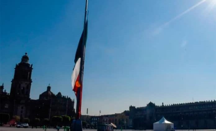Izan banderas a media asta ante luto por víctimas del Metro