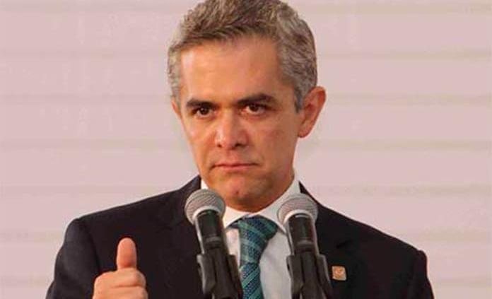"""En 2017, el Gobierno de Miguel Mancera presumió haber revisado con """"rayos x"""" la Línea 12"""