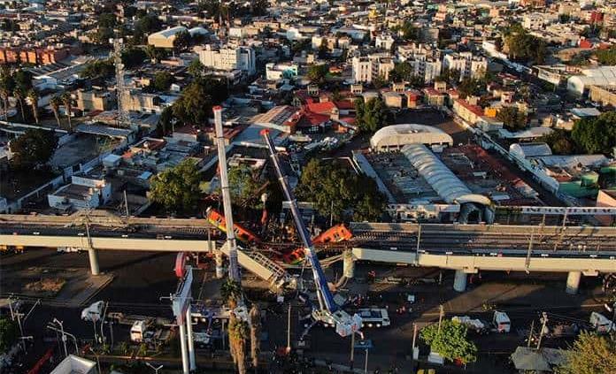 Ofrece Estados Unidos apoyo a México por accidente en Línea 12