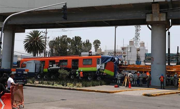 Conductor del tren de la L12 está hospitalizado; trabajadores exigen revisar todo el Metro