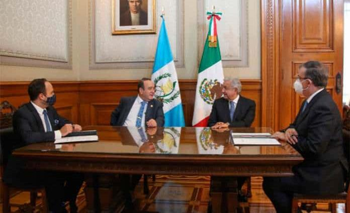 Guatemala firma carta para aplicar programa Sembrando Vida
