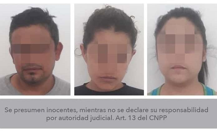 Capturan a 3 personas sospechosas de homicidio de una mujer encontrada en Santa María del Río