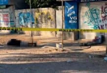 Asesinan a dos hombres en la carretera a Zacatecas y les dejan un mensaje