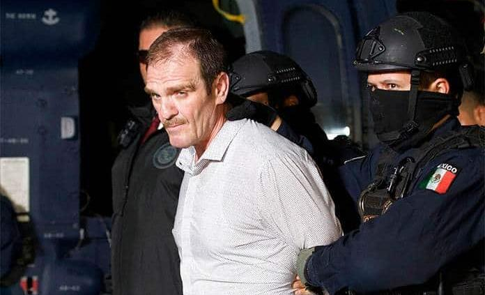 Las 5 caras de El Güero Palma en 26 años tras las rejas