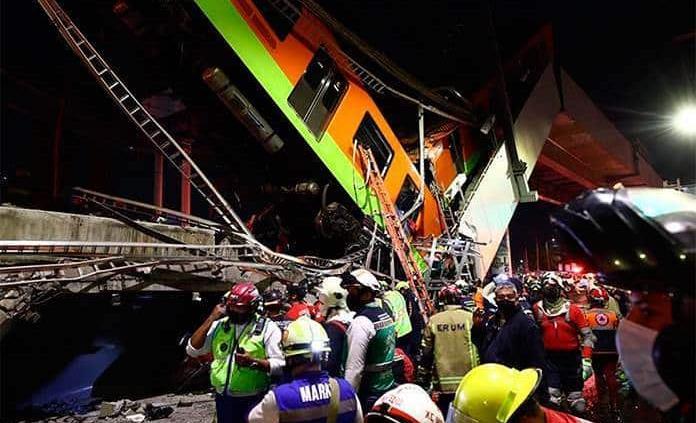Una tragedia más del Metro