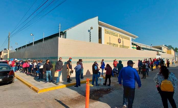 Vacuna contra Covid-19 en San Luis Potosí trae esperanza a maestros