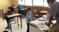 Inicia programa piloto de regreso a clases en Capulines
