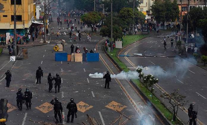 La ciudad colombiana de Cali: la sucursal del cielo que explotó socialmente