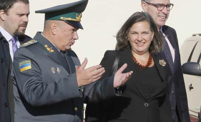 EEUU apoya Ucrania pero también pide medidas anticorrupción