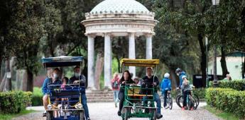 La Villa Borghese, pulmón verde de Roma, se llena de arte contemporáneo