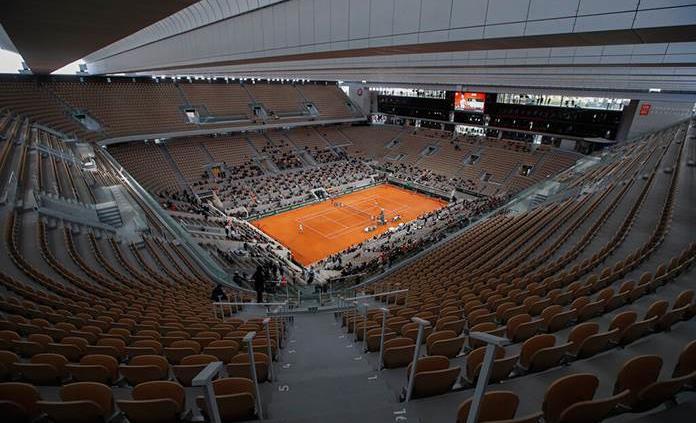 Roland Garros renueva derechos de transmisión con Discovery hasta 2026