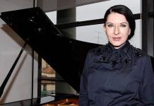 Marina Abramovic encabeza el relanzamiento del Teatro San Carlo de Nápoles