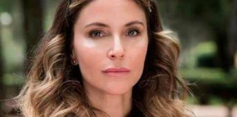 Issabela Camil no autorizó salir en serie de Luis Miguel