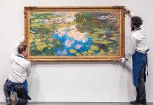 Cuadro de Monet supera los 70 millones de dólares en subasta en Nueva York