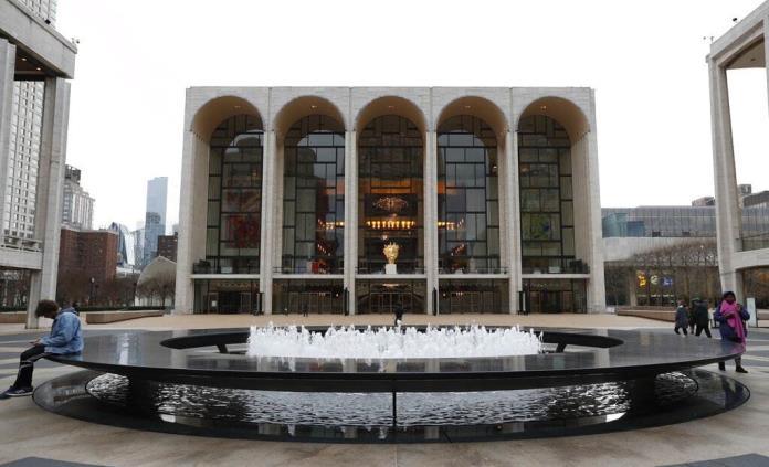 Ópera Metropolitana de Nueva York regresará tras 14 meses de silencio